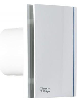 S&p Sılent 200 Cz Desıgn Sessiz Banyo-Wc Aspiratörü