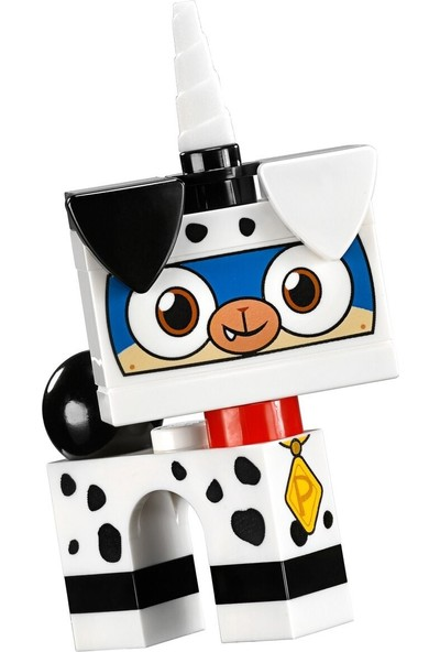 LEGO Unikitty Minifigür 06 Dalmatian Puppycorn 5 cm