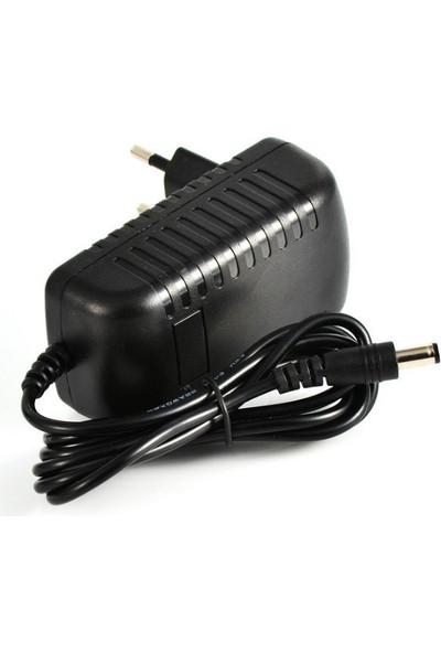 Ata Elektronik Netmaster Modem Uyumlu 12 Volt 2 Amper 24W - 12V 2AH Adaptör Trafo Plastik Priz Tip