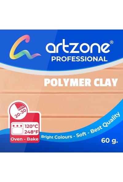 Artzone Soft Polimer Kil Pale Pink 60 Gram