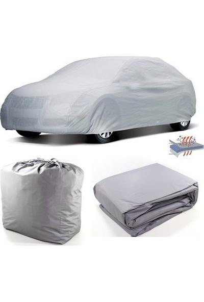 Xolo Seat Favorit Oto Brandası Araba Çadırı Gri