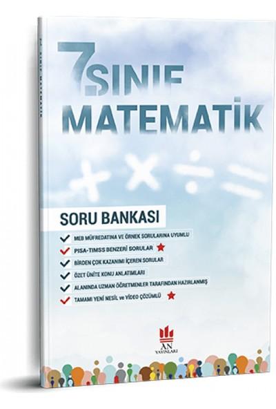 An Yayınları 7. Sınıf Matematik Soru Bankası