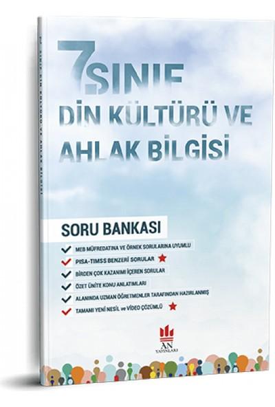 An Yayınları 7. Sınıf Din Kültürü ve Ahlak Bilgisi Soru Bankası