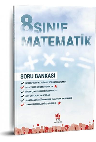 An Yayınları 8. Sınıf Matematik Soru Bankası