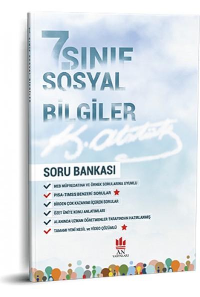 An Yayınları 7. Sınıf Sosyal Bilimler Soru Bankası