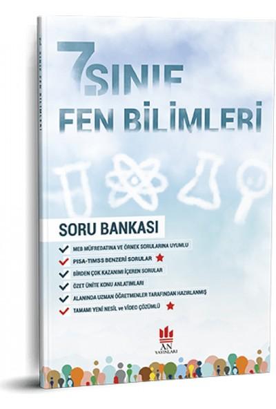 An Yayınları 7. Sınıf Fen Bilimleri Soru Bankası