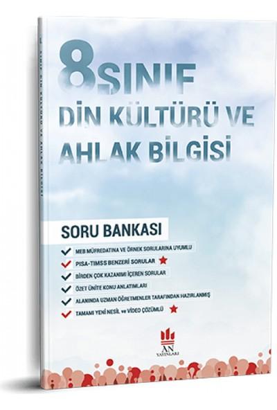 An Yayınları 8. Sınıf Din Kültürü ve Ahlak Bilgisi Soru Bankası