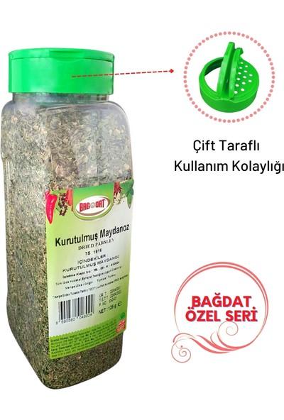 Bağdat Kurutulmuş Maydanoz Tuzluk Kapak Pet Kavanoz Özel Seri 125 gr