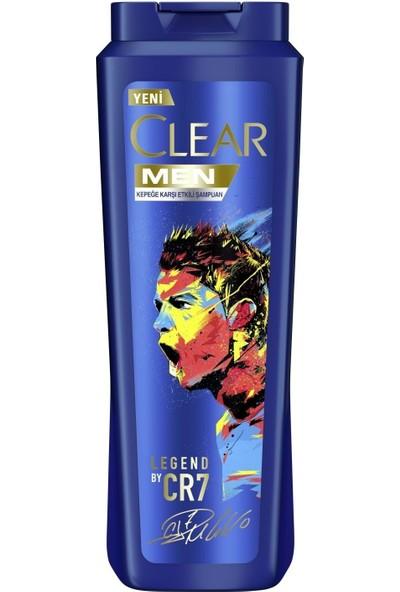 Clear Men Ronaldo Şampuan 600 ml
