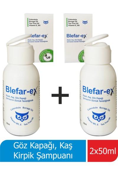 Blefarex Göz Çevresi Şampuanı