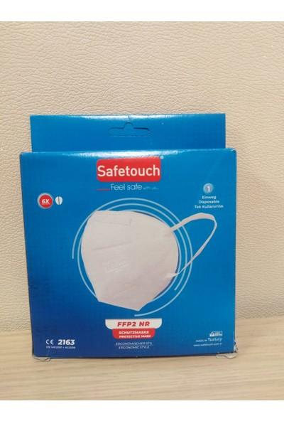 Safetouch Ffp2 Koruyucu Maske 6 Lı