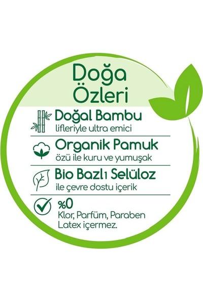 Bebem Natural Bebek Bezi 1 Beden Yenidoğan 120 Adet
