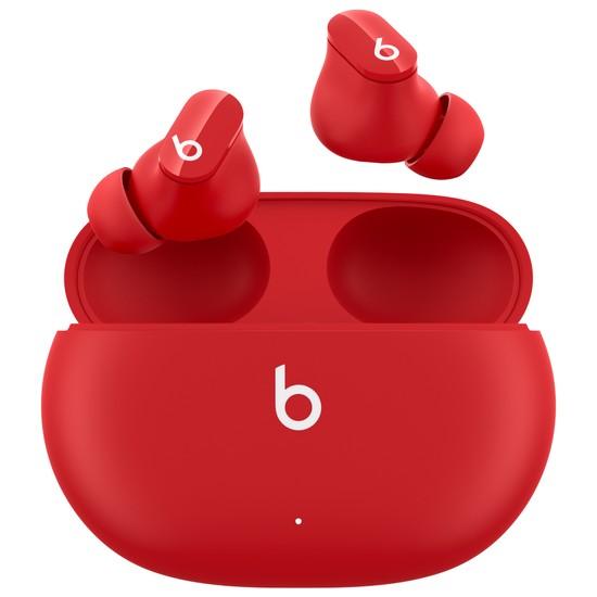 Beats Studio Buds - Gürültü Önleme Özellikli Gerçek Kablosuz Kulak İçi Kulaklık Kırmızı