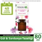 Air Wick Botanica Gül & Sardunya Tazeliği Çubuklu Oda Kokusu 80 ml