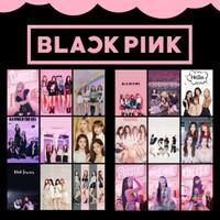 Black Pink Blackpınk '' Blink Forever '' Fotokart Seti
