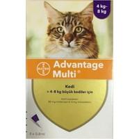 Pure Advantage Multi Iç ve Dış Paraziter Cat 0,8 ml x 1 Tüp (4-8 Kg)