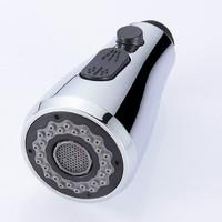 Yapıtaşı Spiralli Mutfak Evye Bataryası El Duşu Batarya Ucu Başlığı 3fonksiyonlu