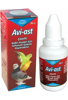 Biyo-Teknik Güvercin Solunum Güçlendirici - Avi-Ast