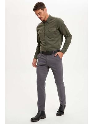 Defacto Regular Fit Chino Pantolon S6719AZ20AU