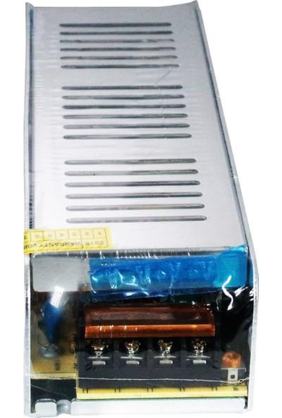 Smarter Dar Kasa Iç Mekan Güç Kaynağı (12V - 200W)