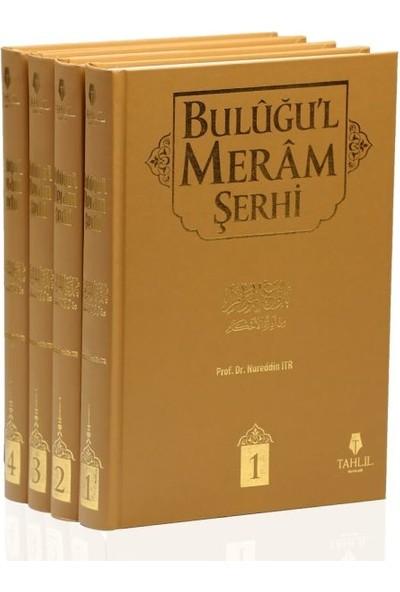 Tahlil Yayınları Buluğu'l Meram Şerhi 4. Ciltli Takım