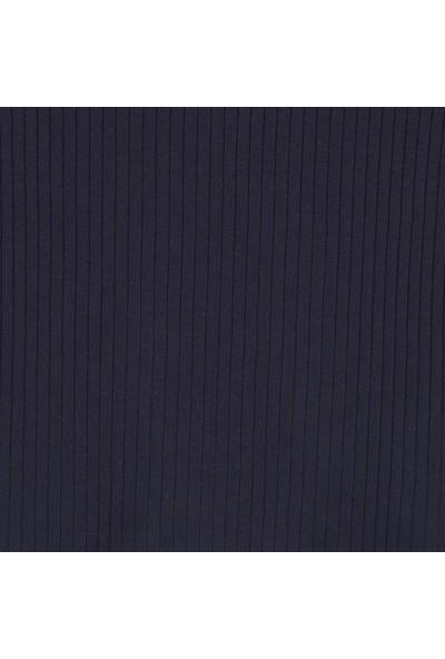Antebies Kutup Ayısı Desen / Lacivert Battaniye