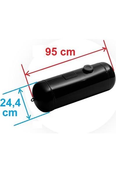 Step Silindir Manken/ince Lpg Tankı 41 Litre Ø 244 x H 950