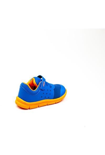 Dockers by Gerli Vicco 346. P20K. 153 Mario Sax Mavi Çocuk Spor Ayakkabı