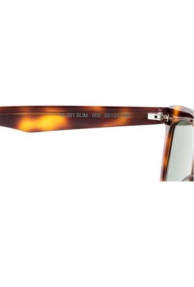 Saint Laurent - Sl 281 Slim - Güneş Gözlüğü