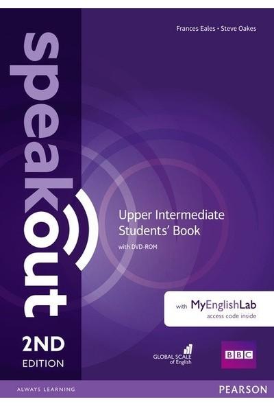 Pearson Education Yayıncılık Speakout Upper-Intermediate Student's Book With Dvd-Rom & Myenglishlab Access Code Inside