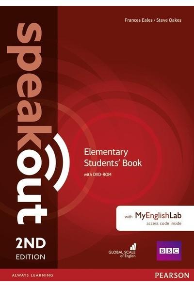 Pearson Education Yayıncılık Speakout Elementary Student's B.withdvd - Myenglishlab Code