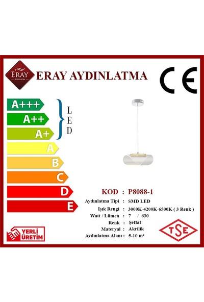 Eray Aydınlatma P8088-1 LED Tekli Avize