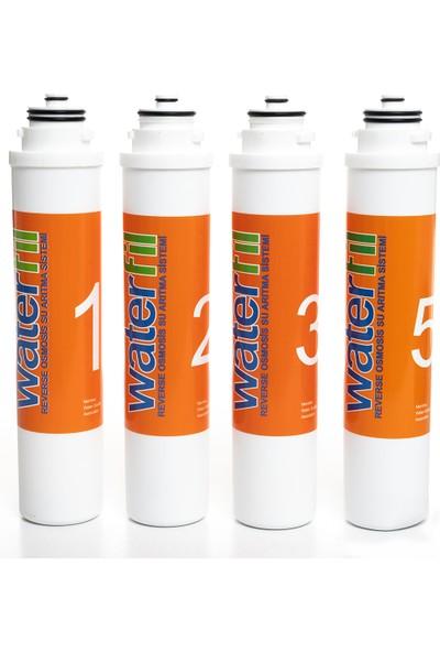 Waterlife Filtre 5 'li Lg Mebran Set Waterlife Su Arıtma Filtre *