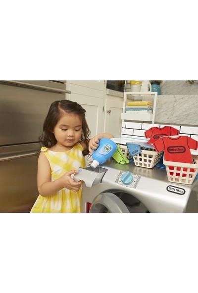 Little Tikes Ilk Çamaşır Makinem / First Washer-Dryer