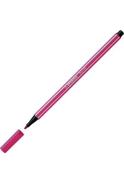 Stabilo 68/47 Pen Pas Kırmızı