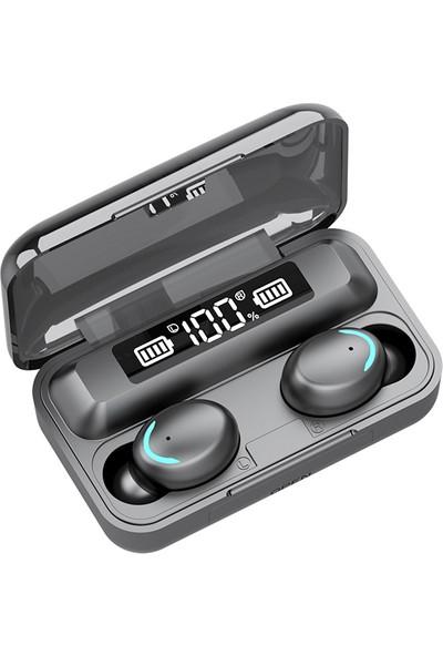 Coolclub Qingchun F9-5c Bluetooth Kulaklık Apple Android Telefonlar Için Uygundur (Yurt Dışından)