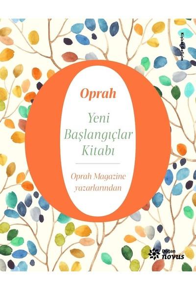 Yeni Başlangıçlar Kitabı - Oprah Magazine