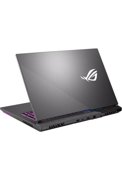 ASUS ROG Strix G17 G713IE-HX021 AMD Ryzen 7 4800H 16 GB 512 GB SSD RTX3050Ti 144 Hz FreeDOS 17.3 FHD Taşınabilir Bilgisayar