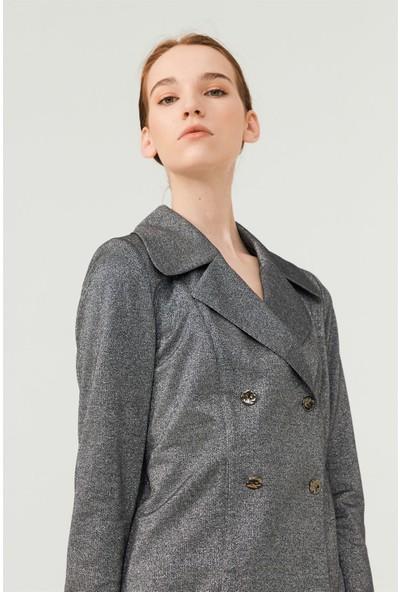 Birelin Simli Ceket