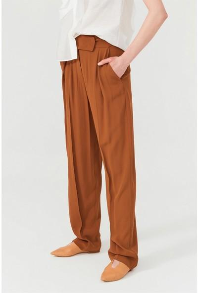 Birelin Plili Pantolon