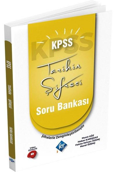 Kr Akademi Yayınları KPSS Tarihin Şifresi Soru Bankası
