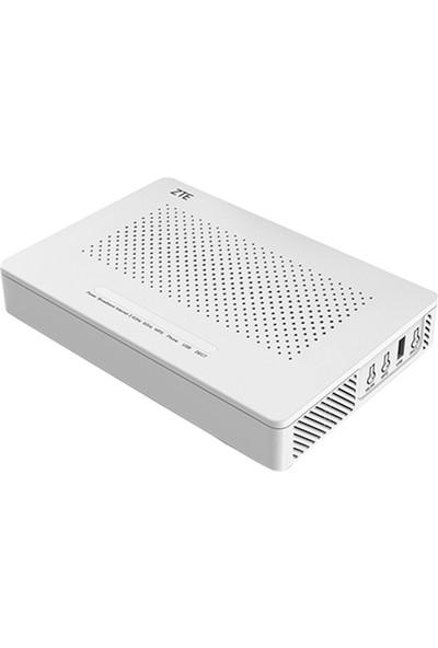 Zte Zxhn H168A Adsl Vdsl Uyumlu Fiber Kablosuz Modem Wifi 5.0 Dual Band