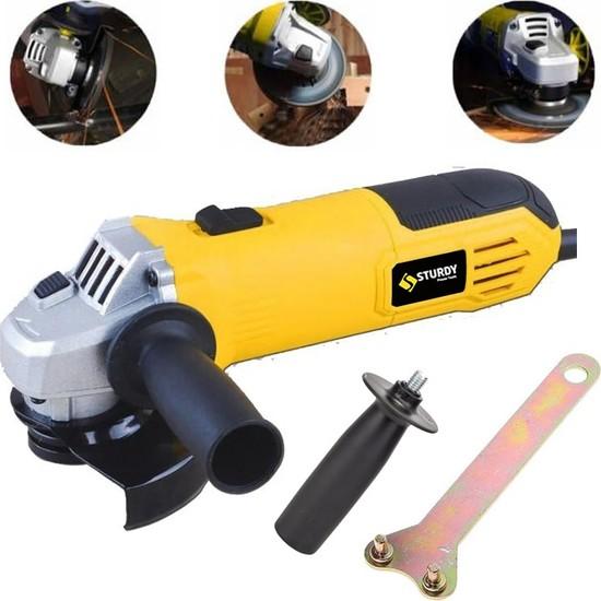 Sturdy Power Tools 2800 Watt Tam Professıonel Taşlama Makinası 115 mm