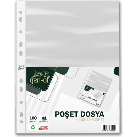 Gen-Of Poşet Dosya 100'lü