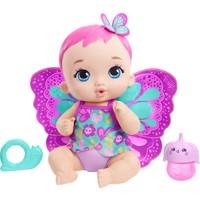 My Garden Baby Kelebek Bebeğimin Bakım Zamanı - Pembe Saçlı Bebek (30 Cm)