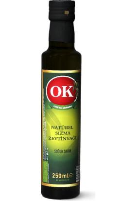 Ok Natürel Sızma Zeytinyağı 250 ml