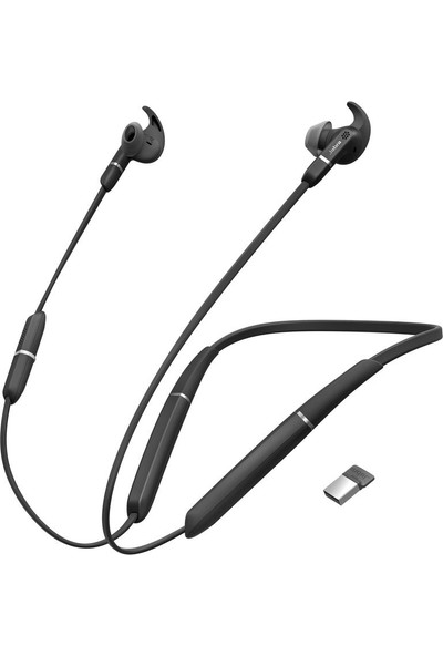 Jabra Evolve 65E USB Nc Ms Kablosuz Kulaklık