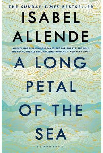 A Long Petal Of The Sea - Isabel Allende (Yurt Dışından)