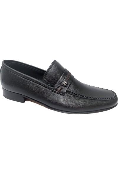 Coşkun 113 Deri Kösele Erkek Ayakkabı