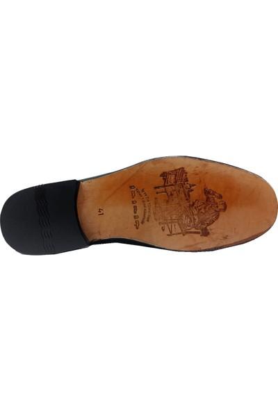 Coşkun 110 Deri Kösele Erkek Ayakkabı